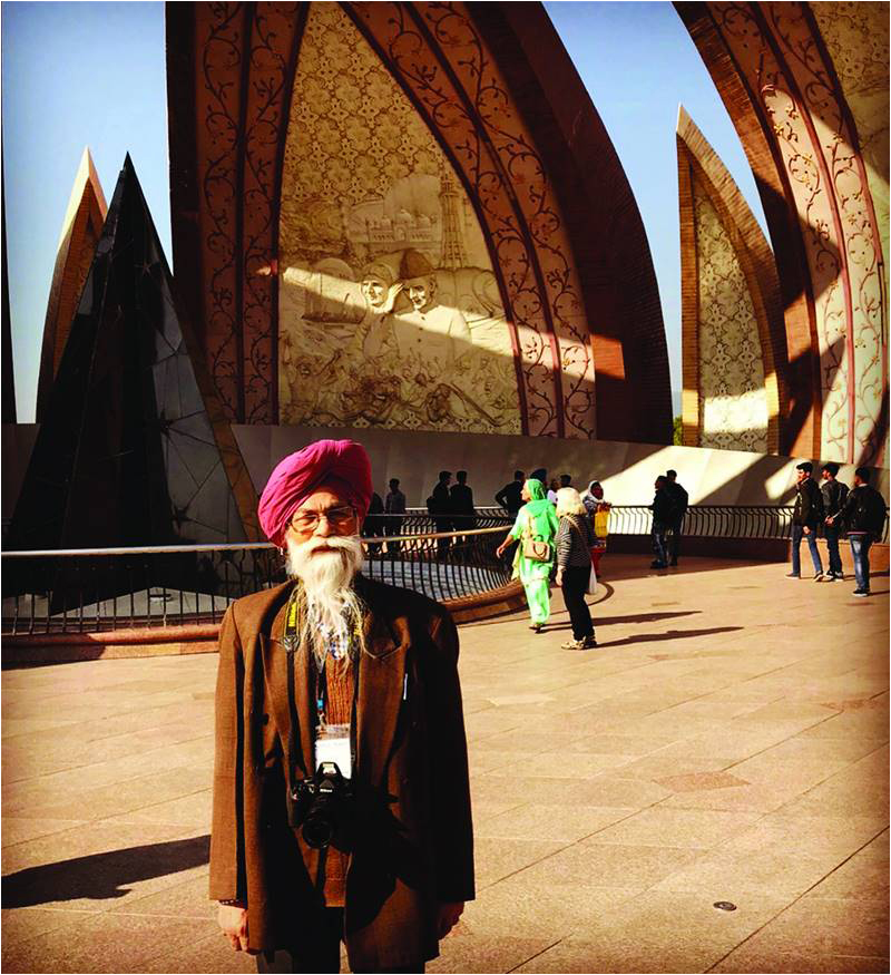 A Sikh Man's Homecoming - The Friday Times