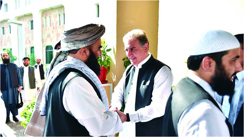 Future of Pakistan-Taliban relations - The Friday Times - Naya Daur