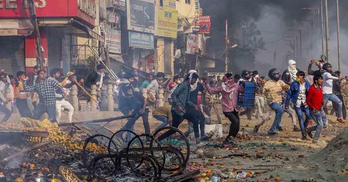 The World Needs To Stop India's Hindutva Fascism And Violent Instability From Spreading Globally